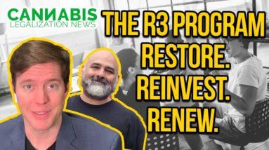 R3 Grants in Illinois -Restore, Reinvest, Renew Illinois DIAs with Cannabis