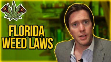 Florida Weed Laws - the Florigrown v. DOH case - Medical Marijuana in Florida Explained