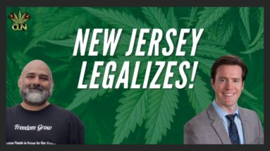New Jersey Legalizes Marijuana | Murphy Signs N.J. Legal Weed Bills | New Jersey Weed