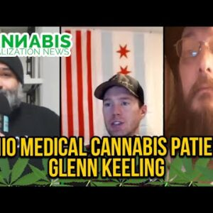 Marijuana Raid Interview with Victims - Ohio Medical Cannabis Patient Glenn Keeling