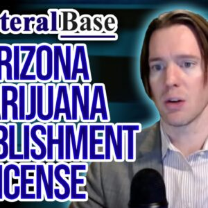 Arizona Marijuana Establishment License | Initial Marijuana Establishment License