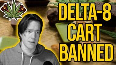 Delta-8 Carts Banned in 2021 under Coronavirus Relief Bill in Congress? USPS mail ban.