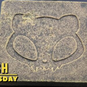 Blackberry Breath Hash Wednesday