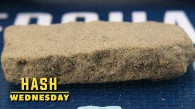 Blonde Brick Hash Wednesday
