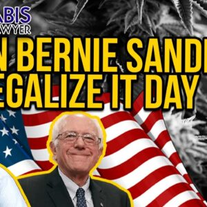 Can Bernie Sanders Legalize Marijuana by Executive Order on Day One?