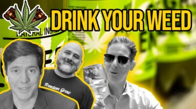 Cannabis Beverages - How to Buy & How to Infuse