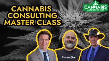 Cannabis Consulting Master Class - Cannabis Entrepreneur Chris Cody