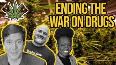 Federal Cannabis Legalization | Ending the Drug War | Decriminalize and Deschedule