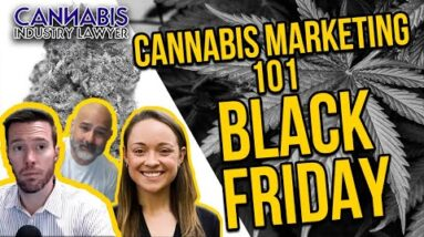 Cannabis Marketing 101: Black Friday Edition