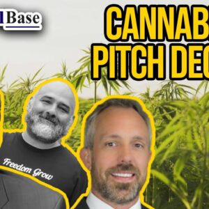 Cannabis Pitch Decks    Getting Investors for Your Cannabis Company