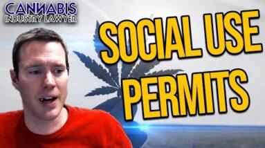 Cannabis Social Use Permits