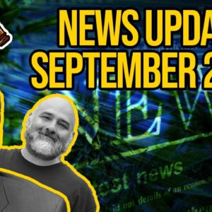 Federal Cannabis Legalization News - September 2020 - Cannabis News Roundup