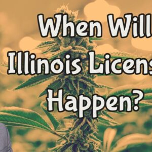 Is this the End of Social Equity in Illinois? When Will Licenses For Dispensaries Happen?