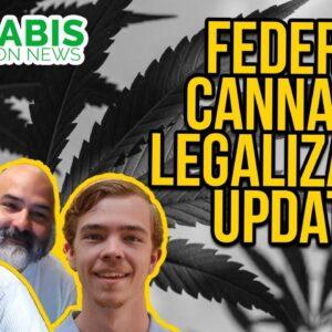 Federal Cannabis Legalization News April 2020