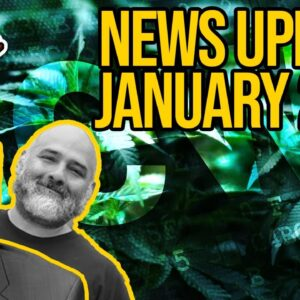 Federal Cannabis Legalization News - January 2021 - Cannabis News Roundup