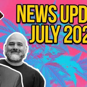 Federal Cannabis Legalization News - July 2020 - Cannabis News Roundup