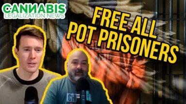 Free All Pot Prisoners