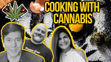 Cooking with Cannabis | Cannabis-Infused Recipes with Kitchen Toke | Danksgiving