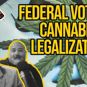 Federal Vote on Cannabis Legalization, 68% of American's Support Legalization and More Cannabis News