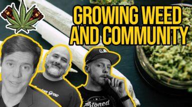 Growing Cannabis with Cannabis Lifestyle TV | Cannabis Creators