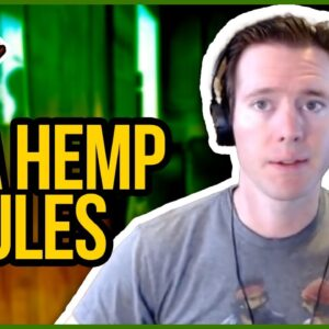 New DEA Hemp Rules Spell Doom for CBD Industry - Delta-8 THC News | 2018 Farm Bill