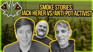Smoke Stories: Jack Herer Converts an Anti-Pot Activist from Marijuana Anonymous with Hemp