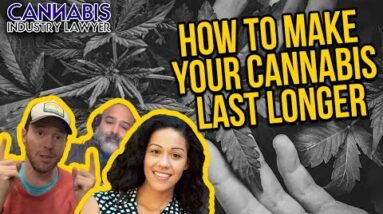 How to Make Your Cannabis Last Longer | Decarboxylation