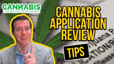 How to Review your Cannabis License Application to Boost Score