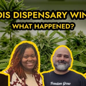 "Illinois Dispensary Winners - What Happened to ""Social Equity""?"