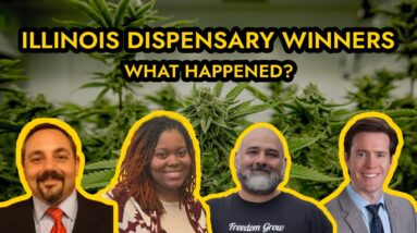 """Illinois Dispensary Winners - What Happened to """"Social Equity""""?"""