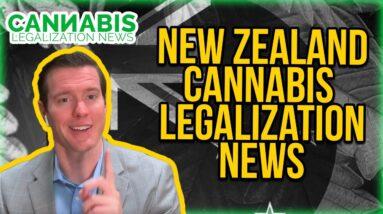 New Zealand Cannabis Legalization News - Adult-Use Cannabis Law Ballot Initiative - 2020 New Zealand