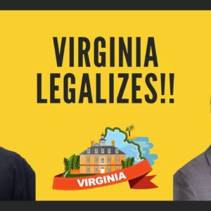 Virginia Legalizes Marijuana | Marijuana will be legal in Virginia after historic vote