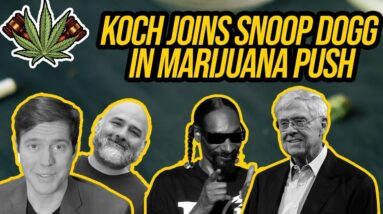 Koch-backed group joins marijuana push after Zoom with Snoop Dogg