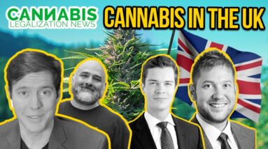 Is Cannabis Legal in the UK? UK Weed & CBD Laws Explained | Legal Weed UK | England Weed Laws
