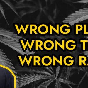 Disabled Black Veteran Sentenced to 60 Months in Jail for Medical Marijuana