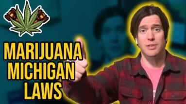 Michigan Marijuana Laws | MI Weed Laws Summary | Cannabis Industry Lawyer