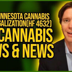 Minnesota Cannabis Legalization - (HF 4632) - MN Cannabis Laws & News
