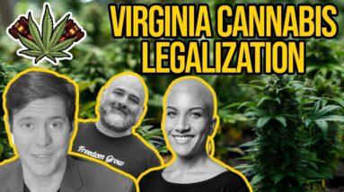 Virginia Cannabis - Will Virginia Legalize Marijuana in 2021? | Virginia Marijuana Laws
