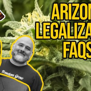 How to Get a Cannabis Business License in Arizona | Arizona Cultivation License and Marijuana Laws
