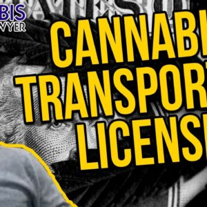 Cannabis Transporter License - Illinois - Delivery or Wholesaler of Cannabis