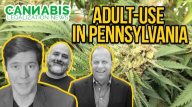 Pennsylvania Cannabis Legalization News with Senator Leach