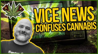Vice News doesn't know how to talk about weed - Vice News UK Marijuana Satire & Response