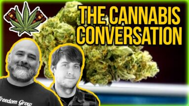 The Cannabis Conversation with Christopher Allen Fisher