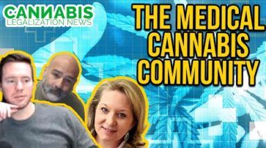 The Medical Cannabis Community