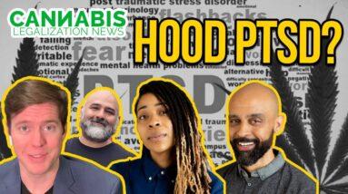 Treating PTSD with Cannabis