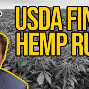 USDA Final Rule on Hemp - Total THC - Delta 8 & Remediation.