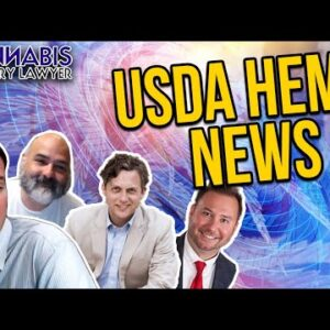 USDA Hemp News - Hemp Lawyer Rod Kight - Cannabis Lawyer Jeff Hall