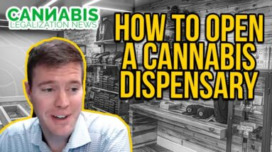 How to open a cannabis dispensary | Cannabis Application Illinois Released