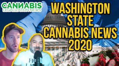 Washington State Cannabis News 2020