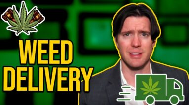 Weed Delivery - Cannabis Delivery License Types | Uber of Marijuana